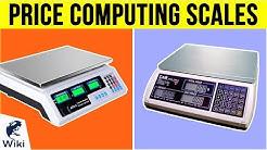 DL Series Price Computing Scales