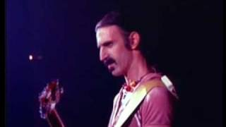 Frank Zappa - City of tiny lites solo live
