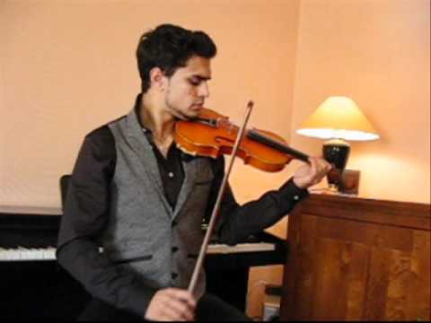 Iranian Happy Birthday Song (Tavalodet Mobarak) Persian Violin تولدت مبارک by Amir Vafaei