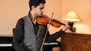 Iranian Happy Birthday Song (Tavalodet Mobarak) Persian Violin تولدت مبارک by Amir Vafaei