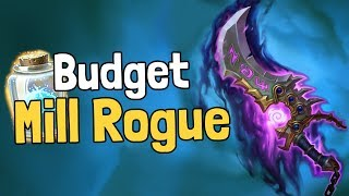 Budget Mill Rogue Deck Guide (K&C) - Hearthstone