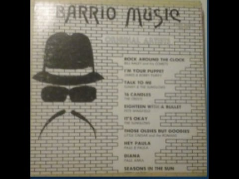 Barrio Music Vol   1