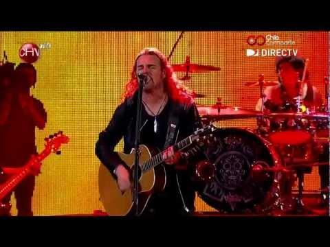 Maná Rayando el sol [Live HD]