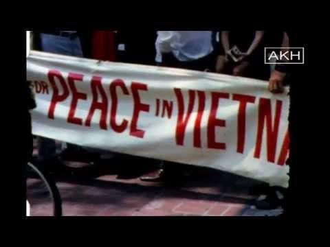Karl Hoeffkes - Anti-Vietnam-Proteste USA