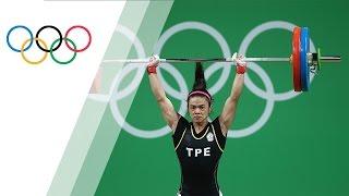Chinese Taipei Shu-Ching wins gold in Women