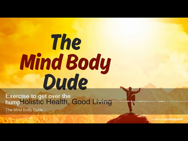 Lessons on Sleep and Exercise from a Donation Book - The Mind Body Dude Podcast