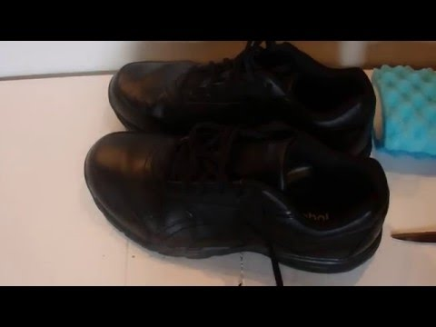 How to Adjust Shoes That are 1 Size Too Big - Step by Step Instructions - DIY - Simple - Easy