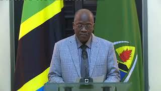 BREAKING: Aliekuwa Mkuu wa Wilaya Kinondoni Ally Hapi kawa Mkuu wa Mkoa Iringa