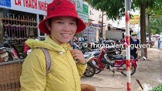 Vietnam || Tan An Rural Market || Dak Lak Province