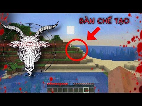 Nếu Vừa Tạo Map Mà Thấy Cái Này... Hãy Xóa Nó Đi - Creepypasta Minecraft