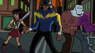 "BATMAN THE BRAVE AND THE BOLD: ""Duel of the Double Crossers!"""
