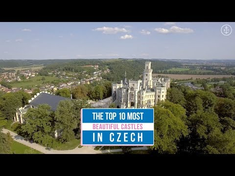 10 Incredible castles in Czech Republic