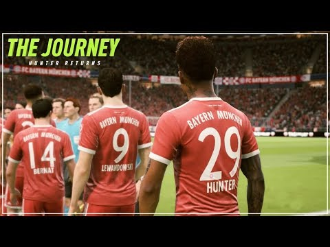 FIFA 18 Indonesia The Journey Hunter Returns: Borussia Dortmund & Bayer Leverkusen #31