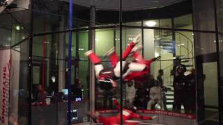 Indoor Skydiving Champions