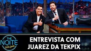 Entrevista com Juarez da TekPix   The Noite (19/09/19)