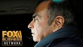 Carlos Ghosn rearrested moments before Maria Bartiromo interview