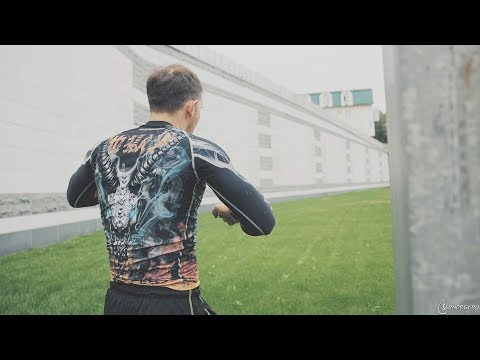 Видеопрофайл: трикер Максим Русанов