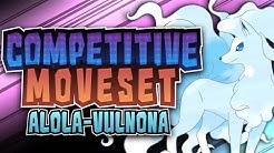 Pokémon Competitive Moveset: Alola-Vulnona