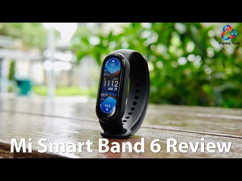 Mi Smart Band 6 Unboxing & Review ALL DISPLAY!