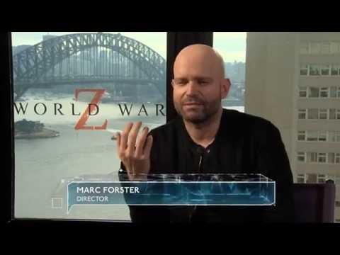 Marc Forster on Making World War Z Mp3