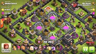 Clash Of Clans - Mo Raids 36: OMG HOW DID I GET 3 STARS :PP