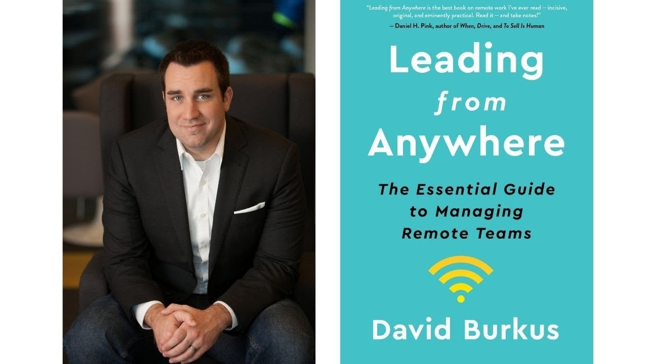 Image for Leading From Anywhere: The Essential Guide to Managing Remote Teams webinar