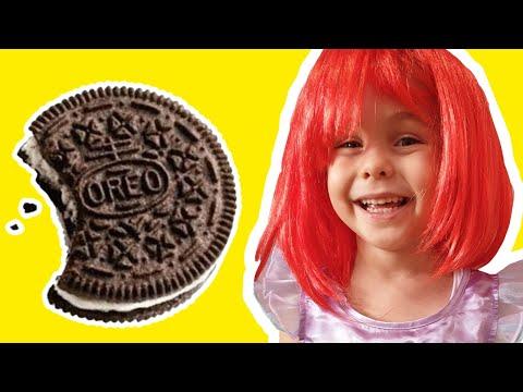 Maya Paylaşmak Güzeldir  فيديو مضحك للأطفال Funny Kids Video