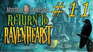 Mystery Case Files: Return to Ravenhearst Walkthrough part 11