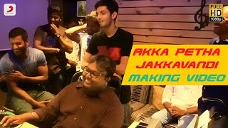 Download Hindi Video Songs - Maruthu - Akka Petha Jakkavandi Making Video | Anirudh Ravichander | D. Imman