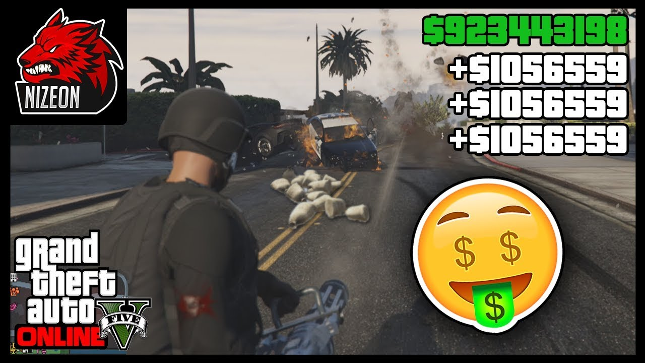 How To Get 2 Billion Dollars In Gta 5 Online