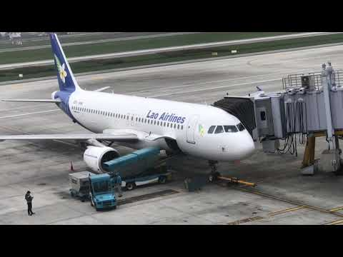 came back home - vientiane laos - lao airlines