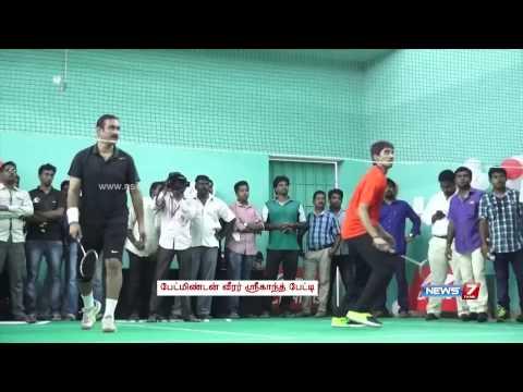 Player Srikanth Kidambi aims to top World badminton rankings