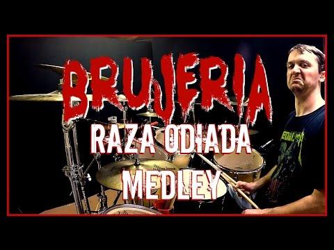 BRUJERIA - Raza Odiada