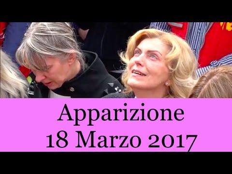 Apparizione a  Mirjana il 18 Marzo 2017 a Medjugorie