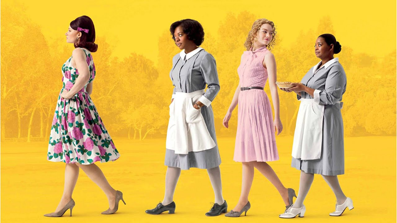 The Help Emma Stone Octavia Spencer Deutsch German