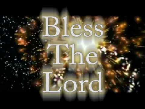 Tye Tribbett-Son of Man (Bless the Lord) Animated Lyrics video