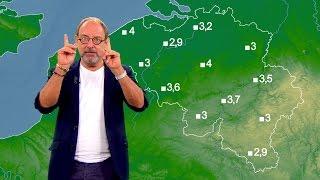 La météo de Pierre Kroll : Ça ira mieux après-demain