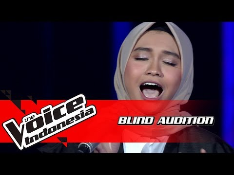Salma - I Put A Spell On You | Blind Auditions | The Voice Indonesia GTV 2018