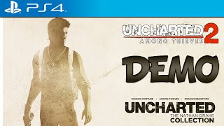 Uncharted: the Nathan Drake Collection - Demo Uncharted 2 PSN