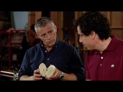 Matt LeBlanc loves being back with his ex-wife - Episodes: Series 4 Episode 4 Preview - BBC Two
