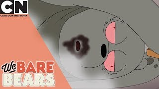 We Bare Bears: Too Much Coffee thumbnail