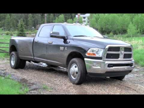 Vehix Review 2010 Dodge Ram 3500 Heavy Duty