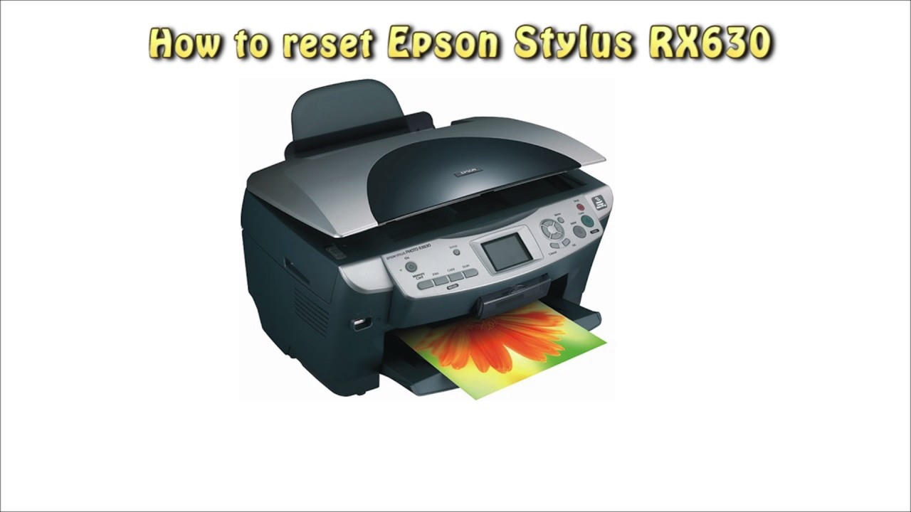 EPSON STYLUS RX630 DRIVERS FOR MAC