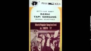 Hetty Koes Endang & Adjie Bandi   Damai Tapi Gersang