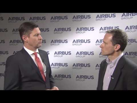 Flightglobal talks to Airbus chief financial officer Harald Wilhelm