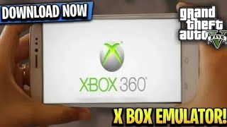 Gambar cover NO VerificationDownload Original XBOX 360 Emulator For Android and Play GTA5 (100%Working)With Proof