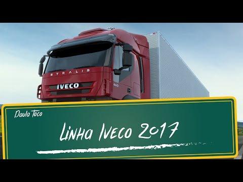 Nova linha Iveco 2017