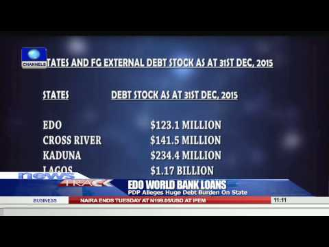 We Are Using World Bank Loan For Developmental Projects Not Salaries - Oshiomhole190815