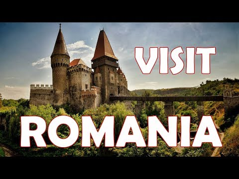 Visit Romania - The most beautiful places in Romania