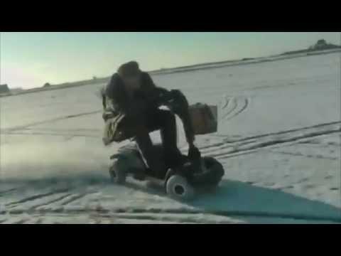 Drift Turbo Wózkiem Inwalidzkim Youtube